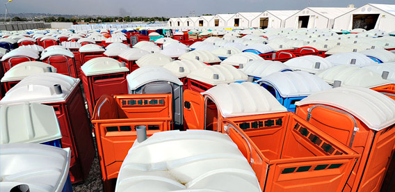 Champion Portable Toilets in McKinney, TX